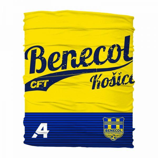 CFT Benecol Košice – multifunkčná šatka