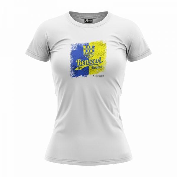 CFT Benecol – Bavlnené dámske tričko s potlačou 1