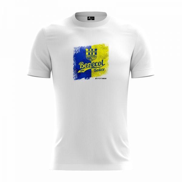 CFT Benecol – Bavlnené tričko s potlačou 1